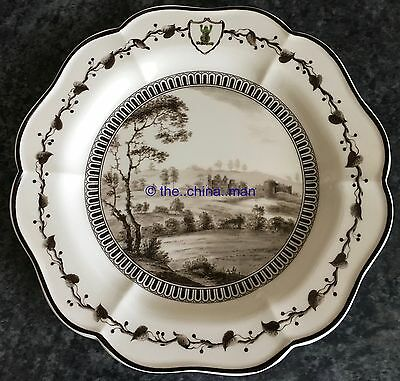 """Ltd Ed WEDGWOOD CATHERINE FROG SERVICE BICENTENARY COLLECTION 8.75"""" PLATE WILTON"""