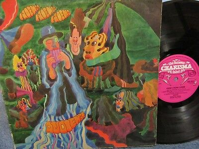 "AUDIENCE ""Friend's Friends Friend"" Rare G/F LP - Charisma Pink Label CAS 1012"