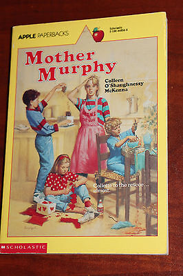 Mother Murphy by Colleen O'Shaughnessy McKenna Schoolastic Apple Paperback