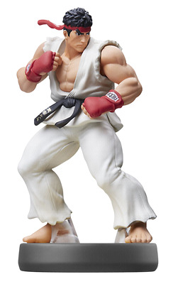 Nintendo amiibo Smash Ryu 56 NEW