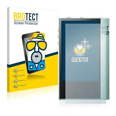 2x BROTECT Matte Screen Protector for Astell&Kern AK70 Protection Film
