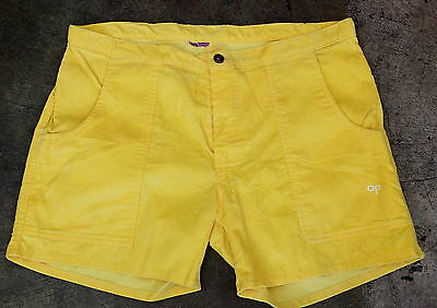vintage 70s 80s OCEAN PACIFIC corduroy SHORTS size 37 surf OP skateboard