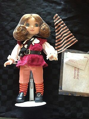 ADORA BELLE-Disney- (Dlr)-Pirates of the Caribbean Doll-Marie Osmond  Pin-LE