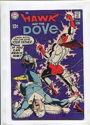 The Hawk And The Dove #6 (7.5) Judgment In A Small, Dark Place!