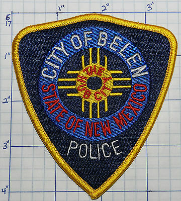 New Mexico, Belen Police Dept Version 1 Patch