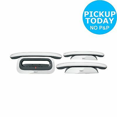 iDECT Loop Cordless Telephone with Answer Machine - Triple
