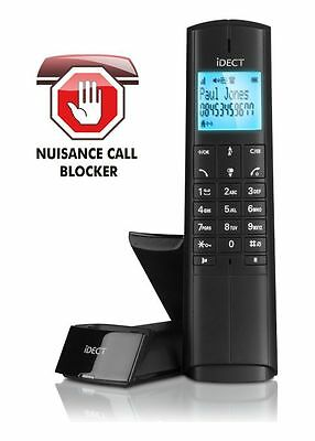 iDECT Prism Cordless Telephone with Answer Machine - Single