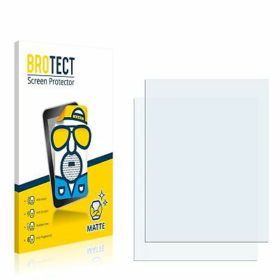 2x BROTECT Matte Screen Protector for HP iPAQ h2210 Protection Film