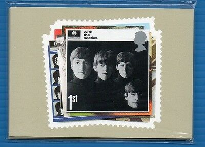 Phq Cards .the Beatles Set Of Eleven In Unopened Packet.