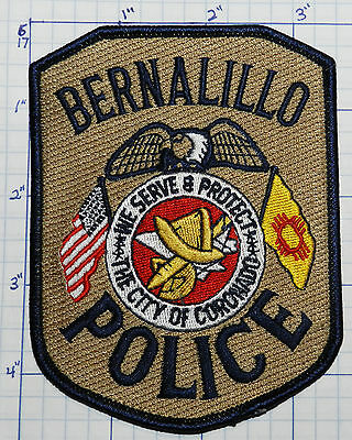 New Mexico, Bernalillo Police Dept Version 3 Patch