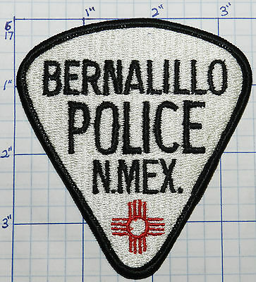 New Mexico, Bernalillo Police Dept Version 4 Patch