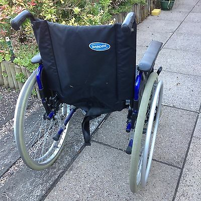 Invacare Action 3 Self Propelled Wheelchair