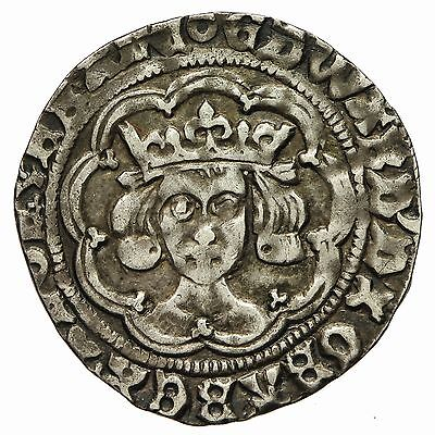 Edward Iv Hammered Silver London Mint Groat