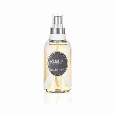 MILLEFIORI Via Brera New Home Spray Raumspray 150 ml  SANDALWOOD