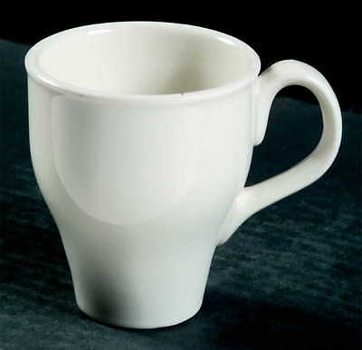 Iroquois Russel Wright CASUAL WHITE Restyled Mug 268660
