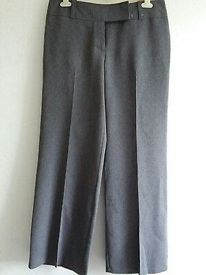 Ladies grey  work/office  Trousers  Size 14S
