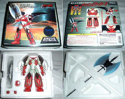 Shin Getter Robot The Last Day Aoshima Sg-01 Nuovo *[A Roma]*