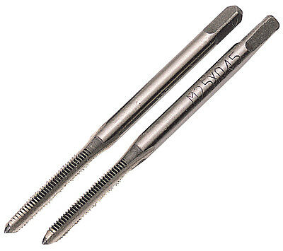 Genuine DRAPER 2.5mm Coarse Hand Taps Taper and Plug | 18073