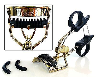 Eyelash Curler with Built In Comb Attachment. Best New Professional Tool...
