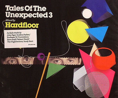 Hardfloor – Tales Of The Unexpected 3 -  2 CD SET