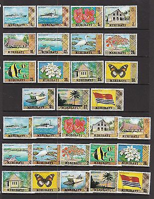 Kiribati1979-83 Never Hinged Mint Collection