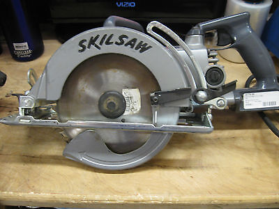 """Skilsaw Hd77 Worm Drive Saw Corded 120V 7-1/4"""" Blade Heavy Duty Variable Speed"""