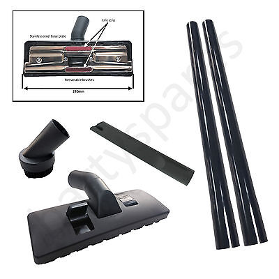 for TITAN screwfix Vacuum Cleaner Hoover Rods Tool Kit Brush Nozzle Tube 32mm