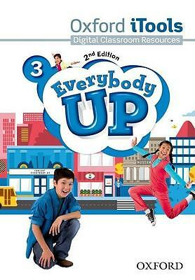 Everybody Up: Level 3. iTools Patrick Jackson