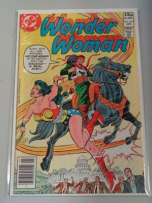Wonder Woman #263 Dc Comics January 1980