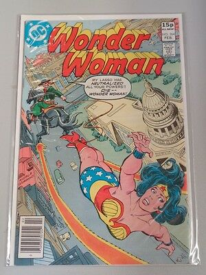 Wonder Woman #264 Dc Comics February 1980