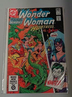 Wonder Woman #281 Dc Comics Joker July 1981