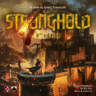 Stronghold 2.0 Board Game - New