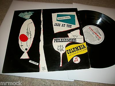 Norman Granz- Jazz At The Philharmoic Vinyl Album