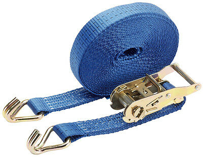Genuine DRAPER 1000kg Ratchet Tie Down Strap (10M x 35mm) | 60943