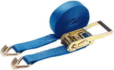 Genuine DRAPER 2500kgRatchet Tie Down Strap (8M x 50mm) | 60952