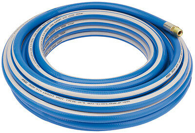 "Genuine DRAPER Expert 15M 1/4"" BSP 6mm Bore Air Line Hose 