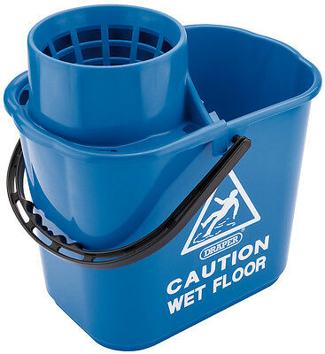 Genuine DRAPER 15L Professional Mop Bucket | 24836
