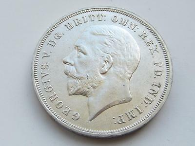 George V Rocking Horse Crown 1935 - Good collectable coin