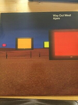 "Way Out West - Ajare, 74321 52135 1, 12"" Vinyl"