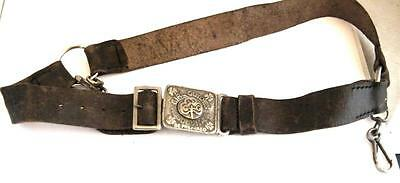 Very old Girl Guides belt
