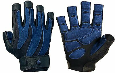 guantes fitness musculación crossfit HARBINGER BIOFORM training gloves S size