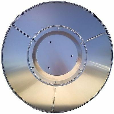 Patio Heaters Heat Aluminium Reflector Shield -  Replacement Parts for DomeTop