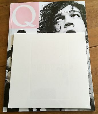 """The 1975 - A Change Of Heart 7"""" Clear Vinyl Sealed & Free Q Magazine"""