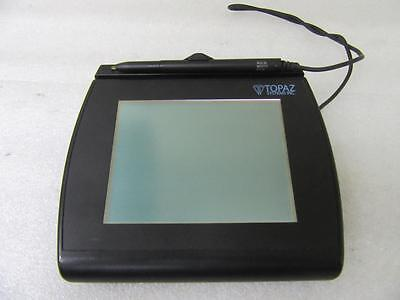 Topaz T-LBK766SE-BHSB 4x5in LCD Signature Capture Tablet