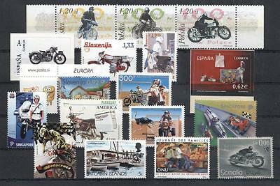 (940407) Motorcycle, Small lot, Austria