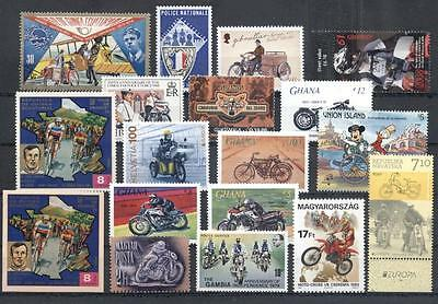 (940411) Motorcycle, Small lot, Austria