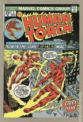 Human Torch (1974 1st Series) #1 FN 6.0