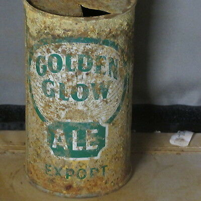 Golden  Glow  Ale  Solid  O.i  Irtp   Flat Top