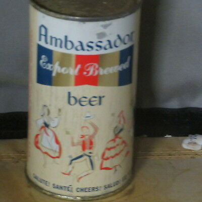 Ambassador  Beer    Real Beauty  Flat Top