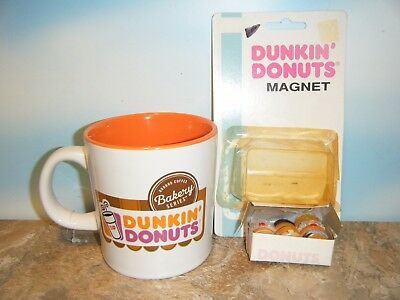 Dunkin Donuts Magnet